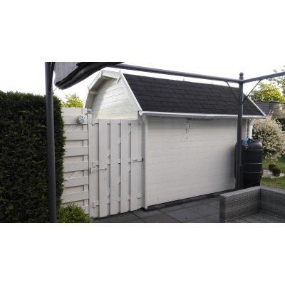 Bild 59 von Azalp Blockhaus Kent 350x400 cm, 30 mm