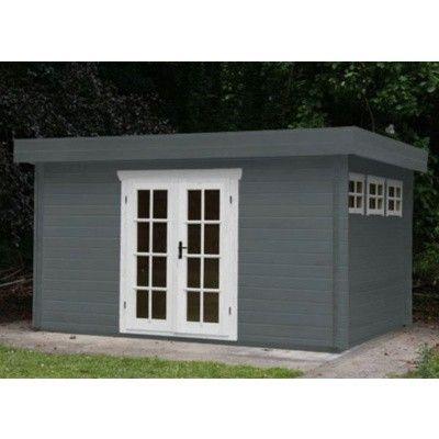 Bild 101 von Azalp Blockhaus Ingmar 300x300 cm, 30 mm