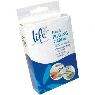 Afbeelding 3 van Life waterdichte speelkaarten (Waterproof Playing Cards)