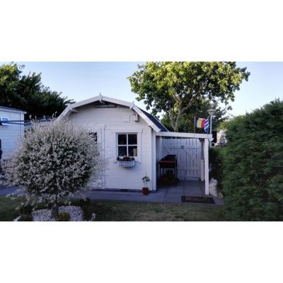 Bild 58 von Azalp Blockhaus Kent 300x350 cm, 45 mm