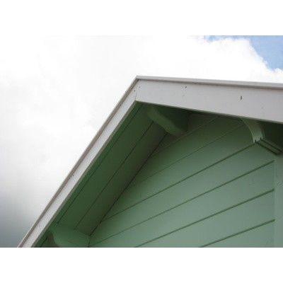 Bild 10 von Azalp Blockhaus Cottage Style Cumberland 520x430 cm, 45 mm