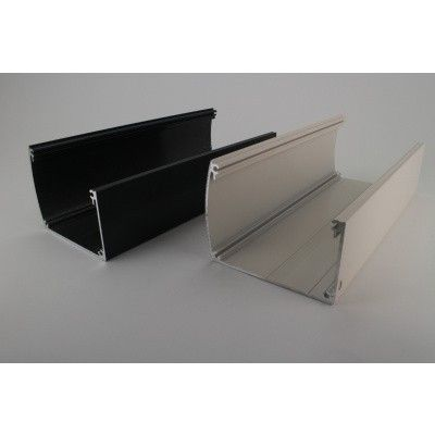 Hoofdafbeelding van Pext Aluminium Siergootset RAL 7060 mm, compleet*