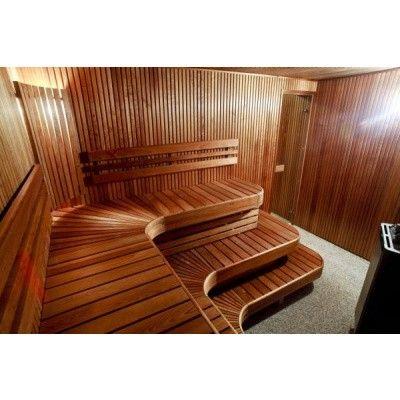 Afbeelding 20 van Azalp Saunabanken geheel op maat