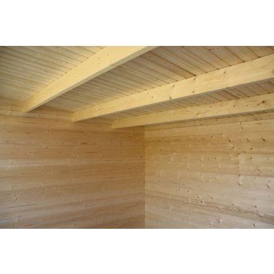 Bild 14 von Azalp Blockhaus Sanne 600x250 cm, 30 mm