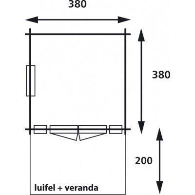 Bild 2 von Interflex 3838 Luxe, Imprägniert