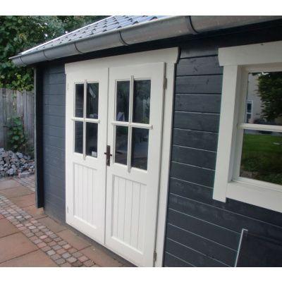 Bild 13 von Azalp Blockhaus Lynn 450x400 cm, 45 mm