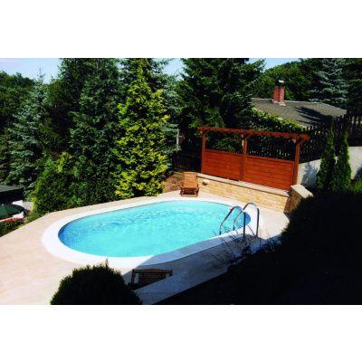 Afbeelding 15 van Trend Pool Tahiti 800 x 400 x 120 cm, liner 0,8 mm