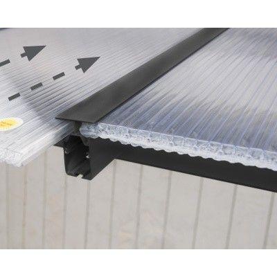 Afbeelding 5 van Palram Olympia patio cover 3X7.30 grijs