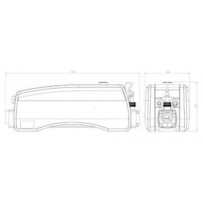Afbeelding 4 van Elecro Engineering Optima Compact 15 kW 400V Swimming Pool Heater