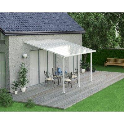 Bild 7 von Palram Olympia patio cover 3X5.46 weiß