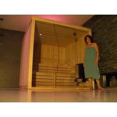 Afbeelding 18 van Azalp Sauna rugleuning Lumen, Elzen