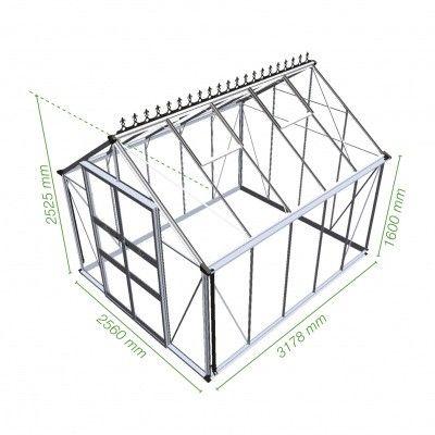 Afbeelding 2 van Royal Well Blockley 108, polycarbonaat 6mm