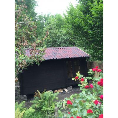 Afbeelding 89 van Onduline Onduvilla per pak 2,17 m² Rood