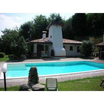 Afbeelding 9 van Trend Pool Boordstenen Ibiza 320 wit (complete set rond)
