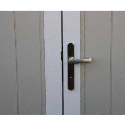 Bild 17 von Azalp Gerätehaus Frigo V7,5, grau-grün