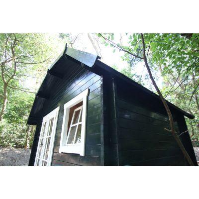Bild 4 von Azalp Blockhaus Cornwall 400x350 cm, 30 mm