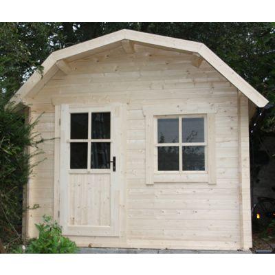 Bild 10 von Azalp Blockhaus Kent 350x400 cm, 30 mm