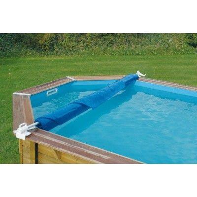 Afbeelding 10 van Ubbink zomerzeil voor Linéa 800 x 500 cm rechthoekig zwembad