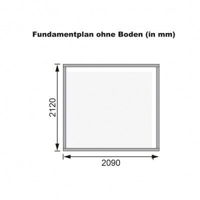 Afbeelding 8 van Karibu Mühlendorf 2 (83242)