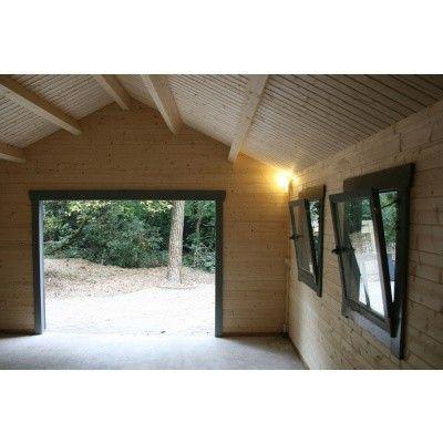 Afbeelding 29 van Azalp Garage Keutenberg 470x570 cm, in 95 mm