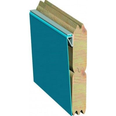 Afbeelding 3 van Ubbink Liner 75/100 Bleu 430 x h120 cm