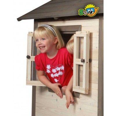 Afbeelding 5 van Sunny Speelhuisje Cabin XL