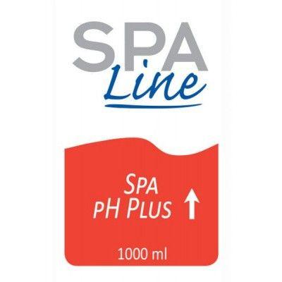 Afbeelding 2 van Spa Line pH Plus (1 ltr)