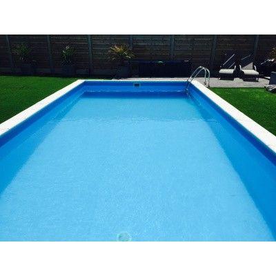 Afbeelding 15 van Trend Pool Polystyreen liner zwembad 800 x 400 x 150 cm (starter set)