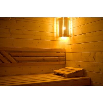 Afbeelding 15 van Azalp Massieve sauna Genio 220x190 cm, 45 mm