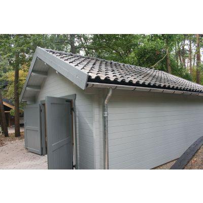 Afbeelding 25 van Azalp Garage Keutenberg 380x536 cm, in 45 mm