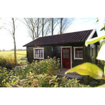 Bild 31 von Azalp Blockhaus Kinross 450x400 cm, 45 mm