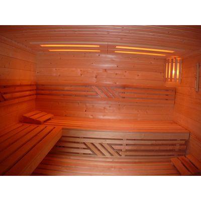 Afbeelding 2 van Azalp Infraroodsauna 152x152 cm, vuren