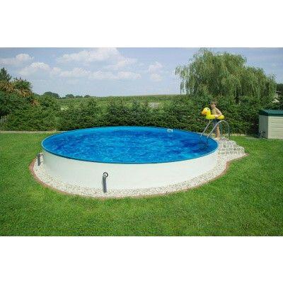 Afbeelding 6 van Trend Pool Ibiza 420 x 120 cm, liner 0,8 mm (starter set)