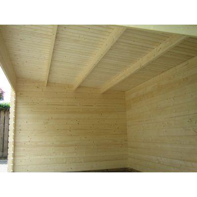 Bild 17 von Azalp Blockhaus Sanne 600x250 cm, 30 mm