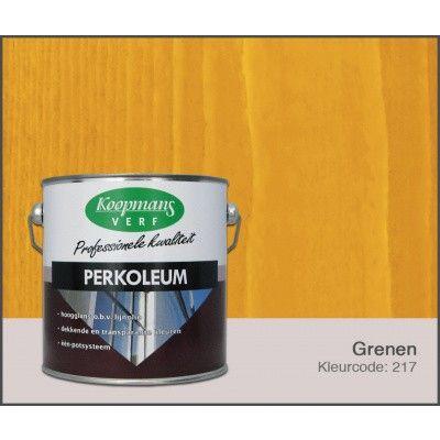 Afbeelding 4 van Koopmans Perkoleum, Grenen 217, 2,5L Zijdeglans