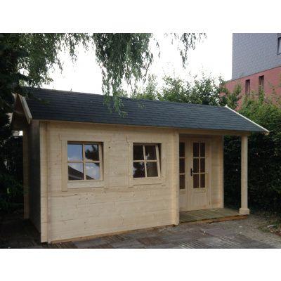 Bild 53 von Azalp CLASSIC Blockhaus Cottage Style Kinross, 45 mm