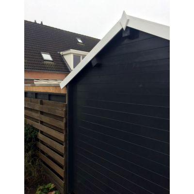 Bild 33 von Azalp Blockhaus Lynn 450x450 cm, 30 mm
