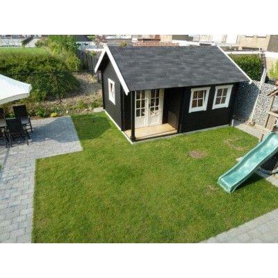 Bild 63 von Azalp CLASSIC Blockhaus Cottage Style Kinross, 45 mm