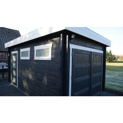 Afbeelding 7 van Azalp Garage Thijs 300x500 cm, 45 mm Modern
