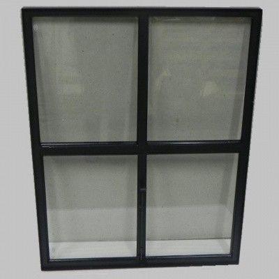 Afbeelding 3 van Azalp Stalen openklapbaar raam (onderste deel), 750x950 mm
