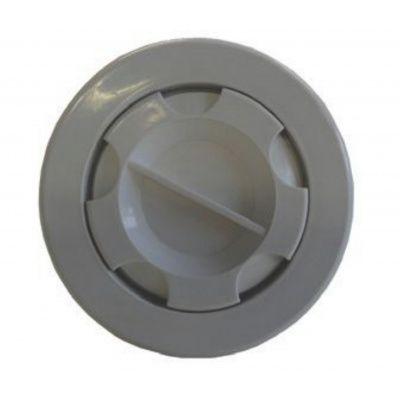 Hoofdafbeelding van Azalp luxe stofzuigeraansluiting voor beton/liner en prefab/liner zwembad