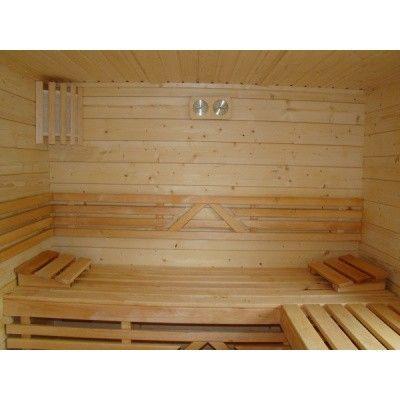 Afbeelding 16 van Azalp Sauna Hoofdsteun Elzen