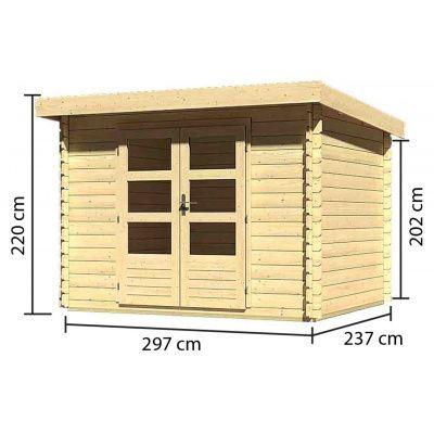 Afbeelding 2 van Woodfeeling Bastrup 3 (73285)