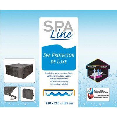 Afbeelding 2 van Spa Line Spa Protector deLuxe 210 x 210 x H85 x 10 cm