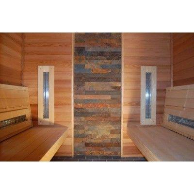 Afbeelding 16 van Azalp Saunabanken geheel op maat