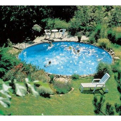 Afbeelding 21 van Trend Pool Ibiza 420 x 120 cm, liner 0,6 mm