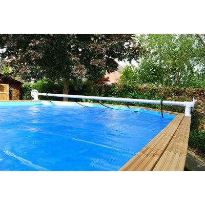 Afbeelding 14 van Ubbink zomerzeil voor Azura 410 cm (6-hoekig) rond zwembad