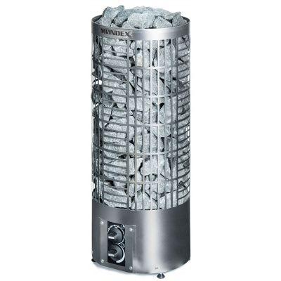Hauptbild von Mondex Pipe Tower Heater Steel 6,6 kW