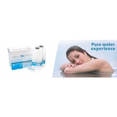 Afbeelding 5 van AquaFinesse Hot tub & Spa Water Care Box with granular (Di-Chloor)