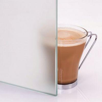 Afbeelding 3 van Ilogreen Saunadeur Trend (Elzen) 209x79 cm, melkglas